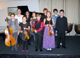 Royal College of Music Junior Department and Friends