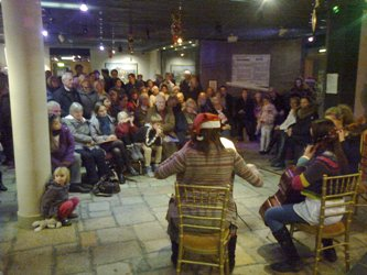Christmas Concert at the Jersey Museum