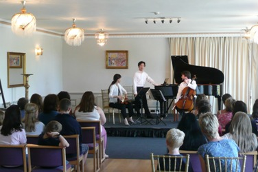 Coffee Concert with the Lakeside Trio