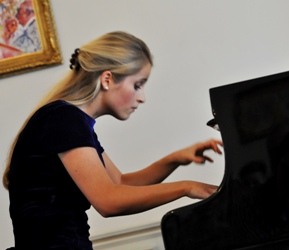 Georgina Sutton recital A