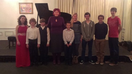 Royal College of Music Junior Department visit